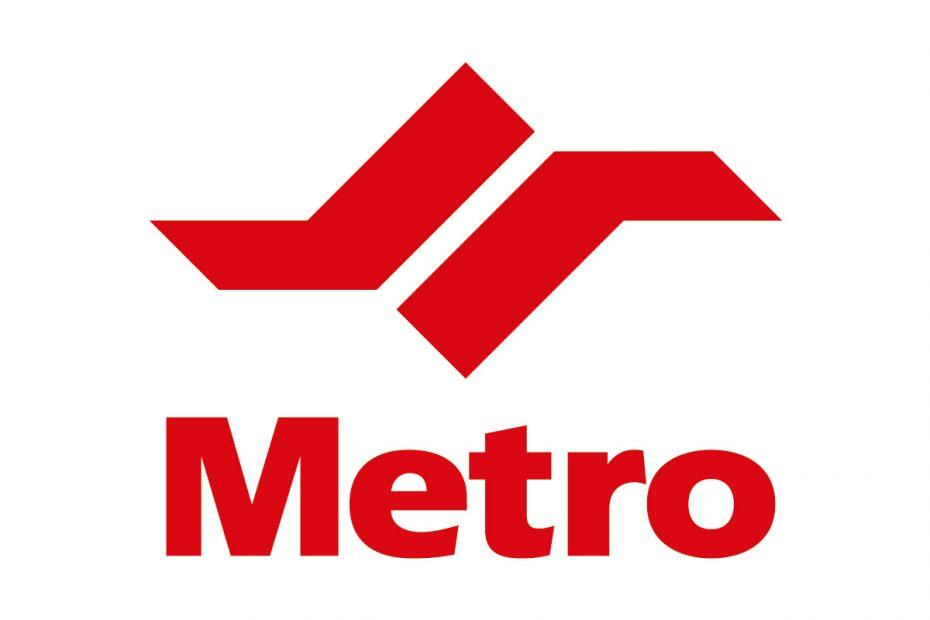 Logotipo oficial Metro de Quito