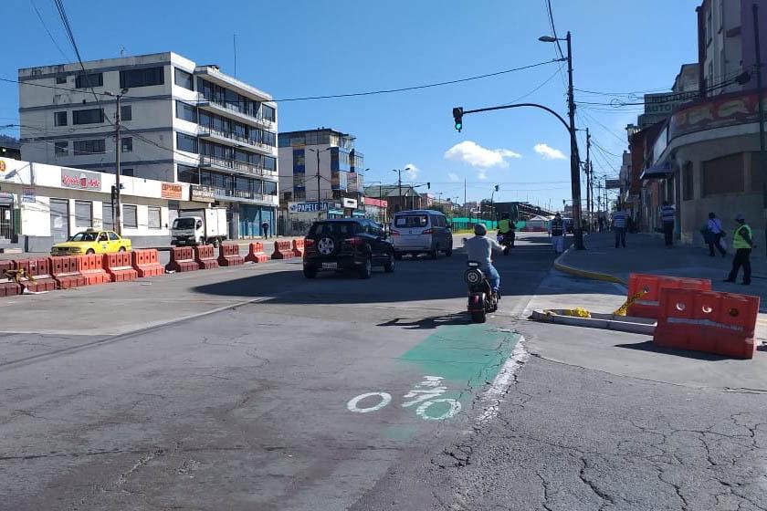 Apertura de la avanida América en el tramo desde Alfonso de Mercadillo hasta la avenida Colón