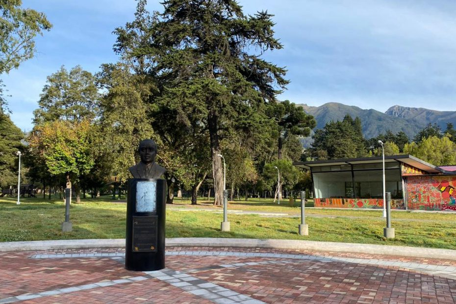 El 25 de agosto el Metro entregó a la ciudadanía una nueva Zona Metro, esta vez en el histórico parque El Ejido.