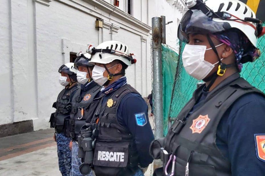 El Metro de Quito ha tomado medidas coordinadas con instancias municipales y estatales para resguardar el nuevo sistema de transporte ante manifestaciones.