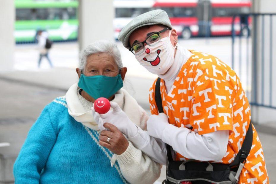 En medio de música y presentaciones de teatro se socializó a la ciudadanía la MetroCultura este viernes 27 de noviembre.