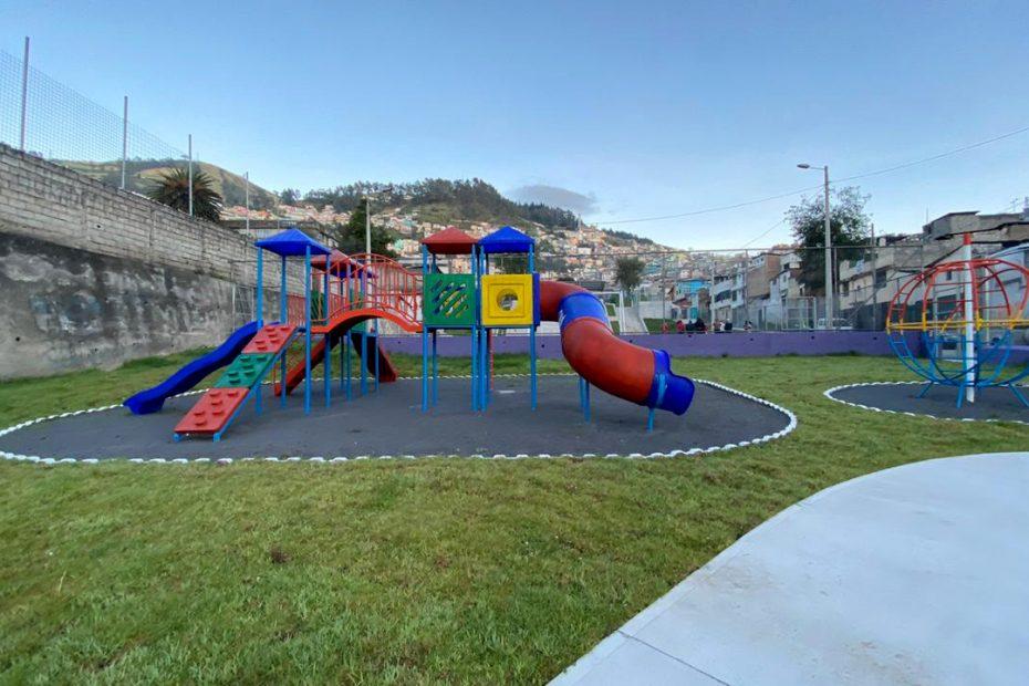 El 14 de diciembre se entregó una nueva 'Zona Metro' en el sector comprendido entre los barrios Dos Puentes y La Colmena.
