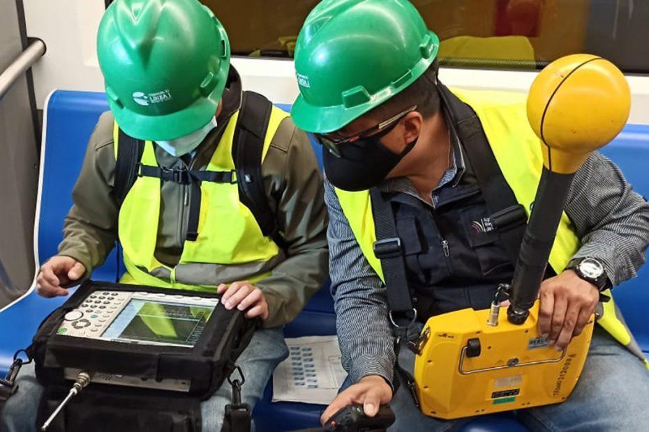 Iniciaron las pruebas de los nuevos sistemas de telecomunicación que se utilizarán exclusivamente para la operación del Metro de Quito.