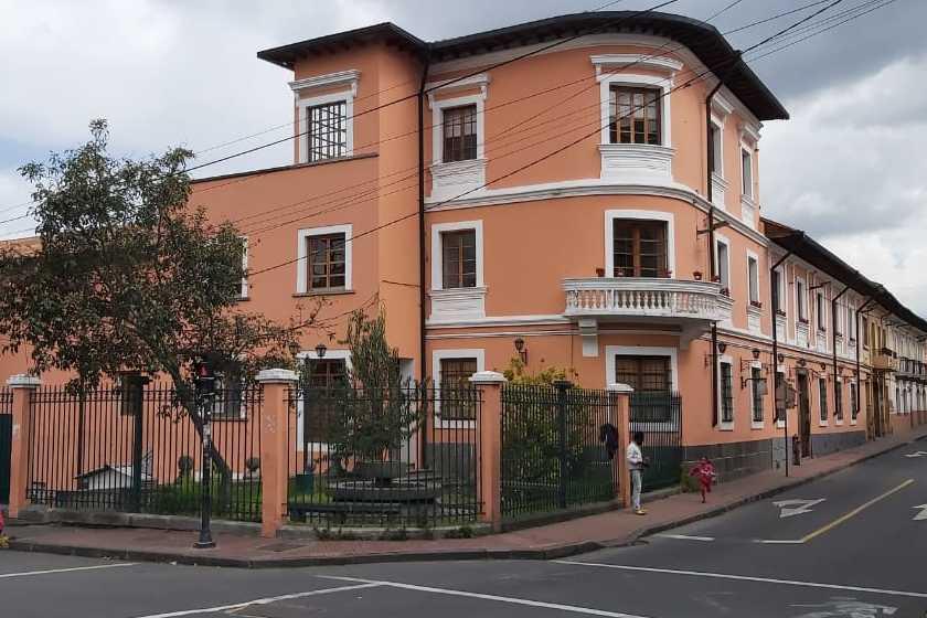 Desde el 25 de mayo las oficinas del Metro de Quito se trasladan a las calles Montúfar N2-50 y Sucre, en el Centro Histórico.