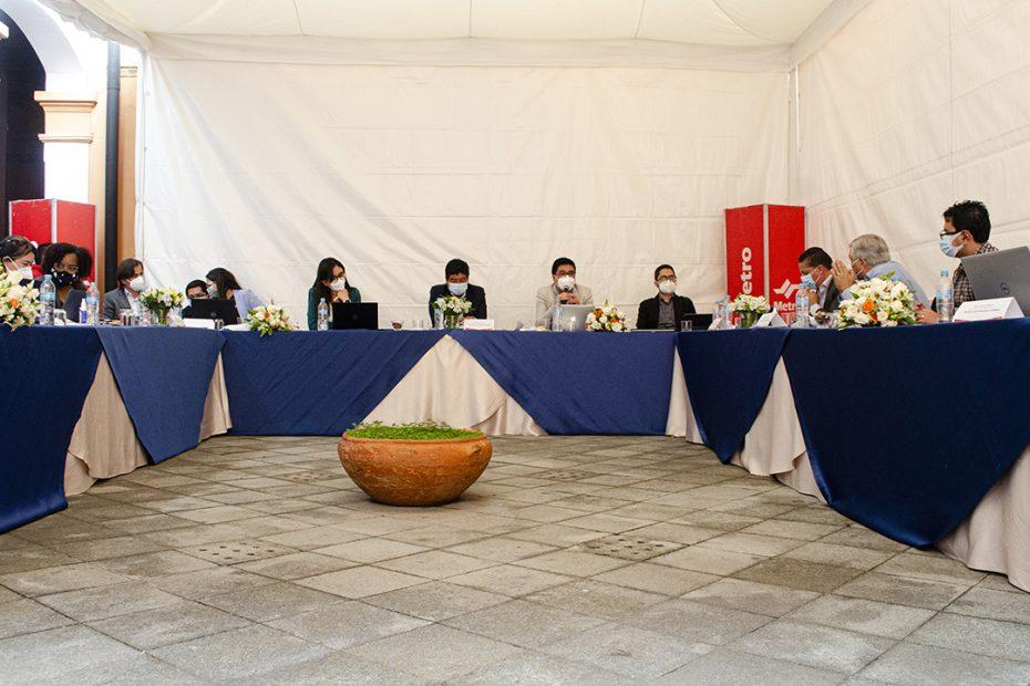 El 26 de febrero se llevó a cabo el segundo taller técnico sobre las dos opciones de modelos de operación ante los miembros del Directorio.