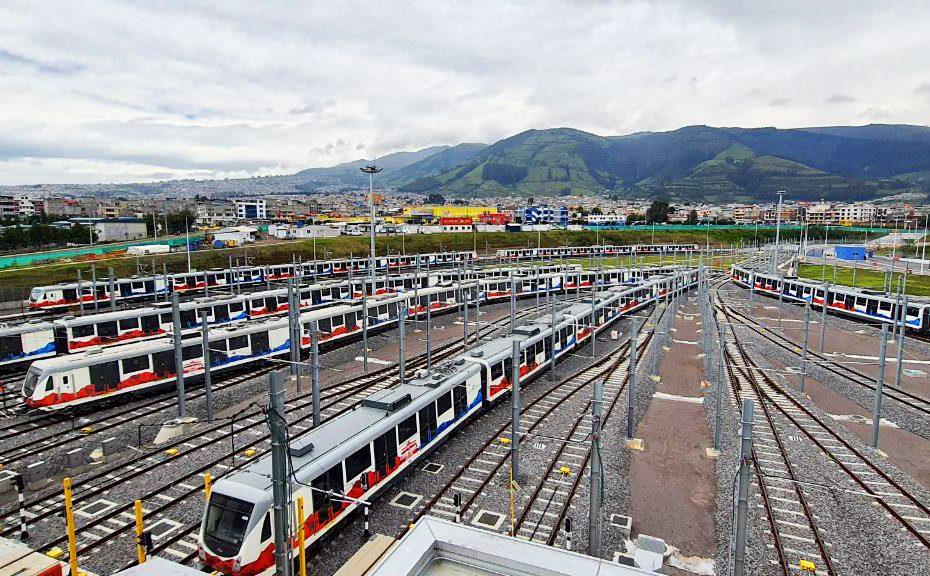 Del 12 al 16 de abril se llevará a cabo la misión global de seguimiento de los organismos multilaterales de financiamiento del Metro de Quito.