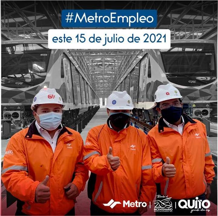 MetroEmpleo promocion