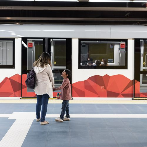 Metro espera